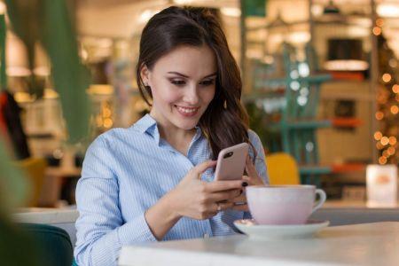 Woman mobile app thegem portfolio metro medium
